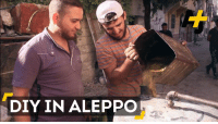 Memes, Trash, and Boost: DIY INALEPPO Syrians in Aleppo are turning trash into fuel to boost their city's dwindling supply.