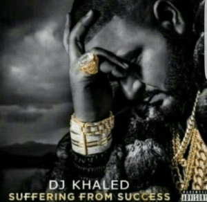 When you post a meme and get 2 upvotes and 1 view.: DJ KHALED  SUFFERING FROM SUCCESS İİHII When you post a meme and get 2 upvotes and 1 view.