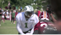 DJ Swearinger punked Terrelle Pryor at the Redskins & Jets join practice 👀  https://t.co/m5QvuuqWmC: DJ Swearinger punked Terrelle Pryor at the Redskins & Jets join practice 👀  https://t.co/m5QvuuqWmC