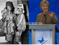 The Burlap Sack. Who wore it better, Ethel and Lucy or Hillary Clinton?: DNONBILLWALLON The Burlap Sack. Who wore it better, Ethel and Lucy or Hillary Clinton?