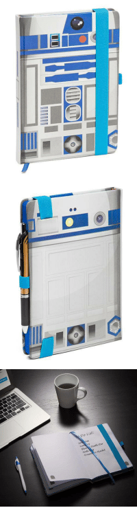 Death Star, R2-D2, and Star Wars: Do List  ry  Blowe Death Star  Walk  or Mindel novelty-gift-ideas:  Star Wars R2-D2 Journal