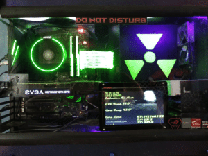 Com, Geforce, and Evga: DO NOT DISTURB  40  AMDA  EVGA. GEFORCE GTX 07O  20 19. 1 1.28  13:53 30.688  Extinetion Is Near  GPV Temp 33.0°  Cone Temp 43.0°  IP: 192J68.J22  DN 231.2  UP: 334.6  Cone Lond  6 3 662 ...  AtomCentral.com  ZOTAC  SSKILE  RYZEN My First Build! https://pcpartpicker.com/user/SCACExOFxSPADES/saved/t8Zq4D