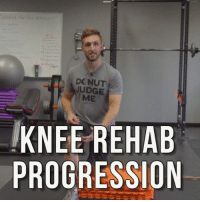 "Be Like, Memes, and Work: DO NUT  JUDGE  ME  KNEE REHAB  PROGRESSION HOW TO WORK WITH A PAINFUL KNEE There are a lot of different causes of knee pain, but a large number of them end up giving you pain as you get deeper into flexion. And while you may have been told to 🙅stop squatting or lunging for ""X"" amount of weeks, that isn't always the best idea. Often the better idea is to modify the range of motion that you work through. By doing so, we keep the knee moving pain free and manage to still put some controlled stress into it. This helps you maintain 💪muscle mass and 💃motor coordination as you heal up. With this lunge progression, we stack up pads until you are at a pain free level. Then you can knock out sets of lunges to your tolerance to get your body feeling safe and strong again. As you adapt and get used to the position, you'll find that you can progress deeper by taking a few pads away. I use this progression for things like... 🔸Patellar or Quad tendinitis 🔸Chondromalacia patella 🔸Osteoarthritis 🔸Meniscus injuries 🔸Patellofemoral Pain Syndrome Eventually, you will be getting all the way to the ground pain free and it'll be like you were never injured in the first place.😄🙌 . Tag a friend with knee pain and share the wealth! MyodetoxOrlando Myodetox"
