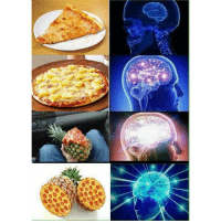 Do pineapples belong on pizza? Yes or no? Comment below! 🍍: Do pineapples belong on pizza? Yes or no? Comment below! 🍍