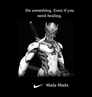 Do Something Even If You Need Healing Ç¥ž Mada Mada Overwatch Memes Archives Page 2 Of 3 Funny And Dank Memes And Dank Meme On Me Me Overwatch funny & epic moments dragon ball genji highlights montage 157. meme