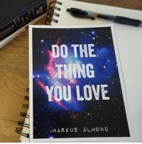 Love, Memes, and Free: DO THE  YOU LOVE  MARKUS ALMOND Start your 2018 right with this FREE ebook from @markusalmond Download it from the link in his bio! 👉 @markusalmond