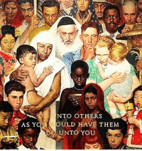 Episcopal Church , Golden Rule, and The Golden Rule: Do TO OTHERS  AS YO  OULD HAVE THEM  DO UNTO YOU The Golden Rule