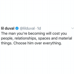 Do y'all agree with this? 👇🤔 @LilDuval https://t.co/Sz6mXs6cWp: Do y'all agree with this? 👇🤔 @LilDuval https://t.co/Sz6mXs6cWp