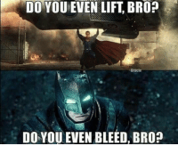 Memes, Oracle, and 🤖: DO YOU EVEN LIFT BRO?  Oracle  DO YOU EVEN BLEED, BRO?