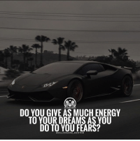 Face your fears, live your dreams. 💯 Who is ready for a fresh new week? Comment below 👇 millionairementor dreams fears goals: DO YOU GIVE AS MUCH ENERGY  TO YOUR DREAMS AS YOU  DO TO YOU FEARS?  eMILLIONAIRE MENTOR Face your fears, live your dreams. 💯 Who is ready for a fresh new week? Comment below 👇 millionairementor dreams fears goals