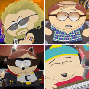 Dank, 🤖, and Ego: Do you have a favorite Cartman alter ego?