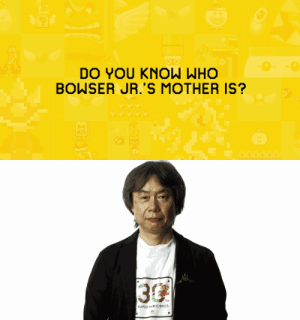 Bowser, Tumblr, and Mario: DO YOU KNOW WHO  BOWSER JR.'S MOTHER IS?   30  TH  SUPIR MARIO BROS qaaaaaaaaaaaaaaaaaaaaaaaaaaaaa:  my man miyamoto fucked bowser, good on him