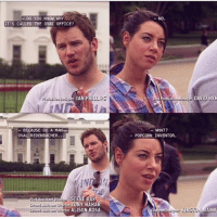 I was gonna relate this to a certain orange man who shall not be named, but I don't want to start a dumpster fire in the comments again. andydwyer aprilludgate chrispratt aubreyplaza parksandrec parksandrecreation: DO YOU KNOW WHY  IT'S CALLED THE OVAL 0FFICE?  IAN P  LLIPS  BECAUSE OF A MAN-  OVAL REDENBACHER...  TONY NAHAR  ALISON ROSA  WHAT?  POPCORN INVENTO  DAVID HYM I was gonna relate this to a certain orange man who shall not be named, but I don't want to start a dumpster fire in the comments again. andydwyer aprilludgate chrispratt aubreyplaza parksandrec parksandrecreation