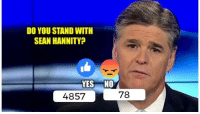 News, Breaking News, and Http: DO YOU STAND WITH  SEAN HANNITY  YES NO  78  4857 Company Drops Sean Hannity - IT IMMEDIATELY BACKFIRED! (Breaking News)  DETAILS: http://bit.ly/2rGKDT9