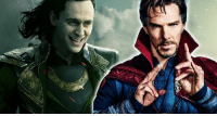 Doctor, Memes, and Infiniti: Do you think Doctor Strange and Loki will come into conflict in AVENGERS: INFINITY WAR?  (Andrew Gifford)