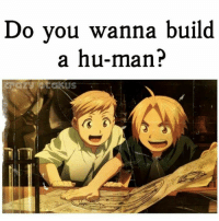 Memes, Good, and 🤖: Do you wanna build  a hu-man? That wasn't a very good idea.