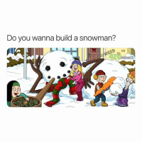 Do you wanna build a snowman?  20MEMES Come on let's go and play! 🔥😫😍