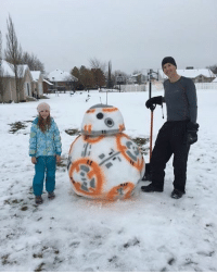 9gag, Do You Wanna Build a Snowman, and Memes: Do you wanna build a snowman? Follow @9gag @9gagmobile 9gag bb8 (credit: tfrancis333)