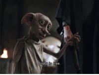 """Finals, Free, and Http: Dobby is free. <p>How I feel now that finals are over. <a href=""""http://ift.tt/19DNtoe"""">http://ift.tt/19DNtoe</a></p>"""
