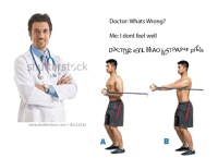 Doctor, Reddit, and Com: Doctor: Whats Wrong?  Me: I dont feel well  cerstsck  www.shutterstock.com 81113332