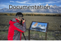 Religion, Stack, and Documentation: Documentation  eto Glaciers  stack  over flow SO religion