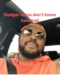 SchoolboyQ ain't here for Dodgers fans 👀😂 @groovyq WSHH: Dodger mans don't know  baseball SchoolboyQ ain't here for Dodgers fans 👀😂 @groovyq WSHH