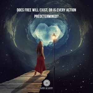 http://wakeup-world.com: DOES FREE WILL EXIST, OR IS EVERY ACTION  PREDETERMINED?  wake up world  TIME TO ise AND HINE http://wakeup-world.com