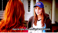 Http, Net, and Href: Does he have vour number?1-800-biotch. http://iglovequotes.net/