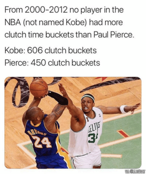 Does Paul Pierce get too much hate? https://t.co/999EeCYwBo: Does Paul Pierce get too much hate? https://t.co/999EeCYwBo