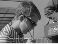 Soul, Breathless, and Modernism: Does the soul exist in  modern society? Breathless