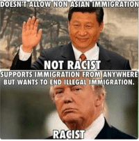 "presidenttrump resist stupidliberals merica america stupiddemocrats donaldtrump guncontrol patriot trump yeeyee presidentdonaldtrump draintheswamp makeamericagreatagain trumptrain triggered ------------------ FOLLOW👉🏼 @conservative.american 👈🏼 FOR MORE🇺🇸🇺🇸: DOESNT ALLOW N ON ASIAN""IMMIGRATION  NOT RACIST  SUPPORTS IMMIGRATION FROM ANYWHERE  BUT WANTS TO END ILLEGAL IMMIGRATION.  RACIST presidenttrump resist stupidliberals merica america stupiddemocrats donaldtrump guncontrol patriot trump yeeyee presidentdonaldtrump draintheswamp makeamericagreatagain trumptrain triggered ------------------ FOLLOW👉🏼 @conservative.american 👈🏼 FOR MORE🇺🇸🇺🇸"