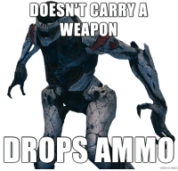 Thanks anyway!: DOESNT CARRY A  WEAPON  DRO Thanks anyway!