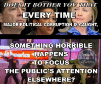 Politics, Focus, and Limited: DOESTT BOTHER YOU TCHAT  EVERY TIME  MAJOR POLITICAL CORRUPTION IS CAUGHT  SOMETHING HORRIBLE  HAPPENS  Term limits  TO FOCUS  US Congress  THE PUBLIC'S ATTENTION  ELSEWHERE? BOOM!