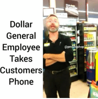 Employee claims her coupons were invalid - FULL VIDEO AT PMWHIPHOP.COM LINK IN BIO: Dollar  General  Employee  Takes  Customers  Phone  @pm Whiphop Employee claims her coupons were invalid - FULL VIDEO AT PMWHIPHOP.COM LINK IN BIO
