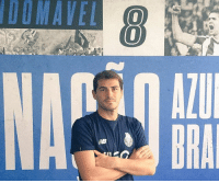 Memes, Real Madrid, and Iker Casillas: DOMAVEL  AZU  BRA Iker Casillas has extended his stay at Porto for one more year. - The former Real Madrid stopper's deal ran out last month but he's decided to stay on for another season.