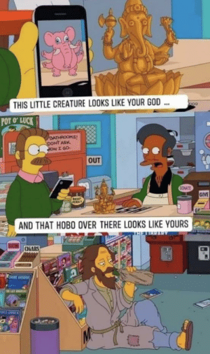 Don't fuck with Apu: Don't fuck with Apu
