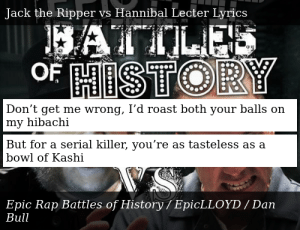 Epic Rap Battles of History-Epic Rap Battles of History