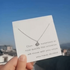 pleasingly-aesthetics:  Cute and adorable Turkish Evil Eye Necklace. This necklace is a message to let you know that once you have decided on your Path the Universe will guide and align with your spirituality and faith! This will make a lovely and meaningful gift for your Friends and Family!=> GET YOURS HERE <=: Don  surprised at  how quickly the universe  will move with you once  you have dicided pleasingly-aesthetics:  Cute and adorable Turkish Evil Eye Necklace. This necklace is a message to let you know that once you have decided on your Path the Universe will guide and align with your spirituality and faith! This will make a lovely and meaningful gift for your Friends and Family!=> GET YOURS HERE <=