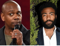 Donald Glover, Memes, and Dave Chappelle: Donald Glover and Dave Chappelle are reportedly planning a joint show in NYC.. no cellphones will be allowed 👀 https://t.co/ZCWV3rrdu8
