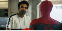 Donald Glover is not ruling out a future in the Marvel Cinematic Universe. Jon Watts informed Glover that had he turned down playing Aaron Davis, the character and reference to his nephew Miles would have been cut from SPIDER-MAN: HOMECOMING. http://bit.ly/2vpAxXR  (Andrew Gifford): Donald Glover is not ruling out a future in the Marvel Cinematic Universe. Jon Watts informed Glover that had he turned down playing Aaron Davis, the character and reference to his nephew Miles would have been cut from SPIDER-MAN: HOMECOMING. http://bit.ly/2vpAxXR  (Andrew Gifford)