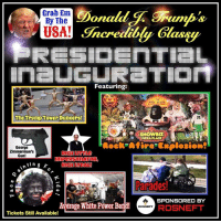 ITS GONNA BE EPIC AND HUGE Thanks Rev. Henry Kane for the Infographic: Donald  trab Em  By The  eGracrediltly Gla  IrmaUGLIRaTIOrt  Featuring:  The Trump Tower DancePs!  PIZZA PLACE  George  Zimmerman's  Gun!  nting RICHLY DAL  SPONSORED BY  Average White Power Bandl  ROSNEFT  Tickets Still Available! ITS GONNA BE EPIC AND HUGE Thanks Rev. Henry Kane for the Infographic