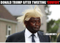 Donald Trump right now... #Covfefe #CryingJordan https://t.co/AIAiEOS5H4: DONALD TRUMP AFTER TWEETING  COVFEFE  ONBAMEMES Donald Trump right now... #Covfefe #CryingJordan https://t.co/AIAiEOS5H4