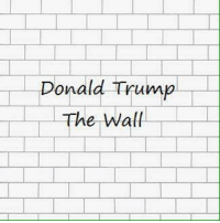 Donald Trump  The Wall Pink Floyd