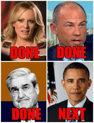 All Roads lead back to Barry Hussein.....   No Collusion, and he was FALSELY ACCUSED. Read that again... Now it's time to find out how this gross miscarriage of justice happened and bring the perpetrators to court.  44% of Americans were so brainwashed they completely believed the entire Trump/Russia collusion lie. The Democrat/Socialists and the mainstream media lied to you, deceived you and brainwashed you. 44%... Brainwashed useful idiots...: DONE DONE  DONE NEXT All Roads lead back to Barry Hussein.....   No Collusion, and he was FALSELY ACCUSED. Read that again... Now it's time to find out how this gross miscarriage of justice happened and bring the perpetrators to court.  44% of Americans were so brainwashed they completely believed the entire Trump/Russia collusion lie. The Democrat/Socialists and the mainstream media lied to you, deceived you and brainwashed you. 44%... Brainwashed useful idiots...
