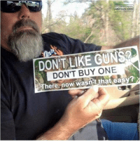 Repost from @defend.the.second Easy! gun guns military rifle combat hunting shooting gunlife gunporn freedom pistol firearm firearms nra gunsdaily guncontrol handgun weaponsreloaded defendthesecond gunfreaks merica usa godblessamerica secondamendment 2ndamendment supportthetroops ammo ΜΟΛΩΝΛΑΒΕ pewpew: DONIT LIKE GUNS  DON'T BUY ONE  There, now wasnit that easy? Repost from @defend.the.second Easy! gun guns military rifle combat hunting shooting gunlife gunporn freedom pistol firearm firearms nra gunsdaily guncontrol handgun weaponsreloaded defendthesecond gunfreaks merica usa godblessamerica secondamendment 2ndamendment supportthetroops ammo ΜΟΛΩΝΛΑΒΕ pewpew