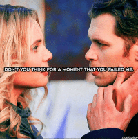 [ 12daysoftheoriginals] Day 9: OTP + quote ↳ Klaus to Cami in 3x19 ⠀ My babies deserved so much better 😭❤️ (yes I'm still doing this week) ⠀ Q: What's your favorite ship on The Originals? ⠀ My edit give credit [ klamille klausmikaelson camilleoconnell theoriginals tvd thevampirediaries vampirediaries|175.5k]: DONITAYOU THINK FOR A MOMENT THAT YOUFAILEDME [ 12daysoftheoriginals] Day 9: OTP + quote ↳ Klaus to Cami in 3x19 ⠀ My babies deserved so much better 😭❤️ (yes I'm still doing this week) ⠀ Q: What's your favorite ship on The Originals? ⠀ My edit give credit [ klamille klausmikaelson camilleoconnell theoriginals tvd thevampirediaries vampirediaries|175.5k]