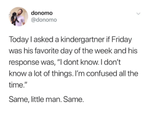 """he's ahead of his time.  By donomo 