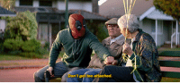 Target, Tumblr, and Deadpool: Don't get too attached. marvelheroes:Once upon a Deadpool (2018)