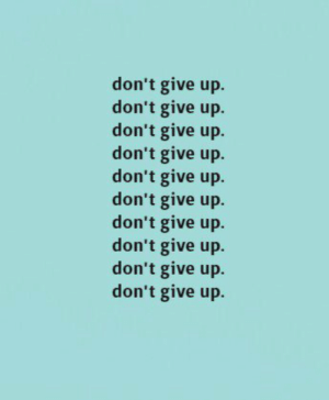 Memes, Phoenix, and 🤖: don't give up.  don't give up  don't give up.  don't give up.  don't give up  don't give up.  don't give up.  don't give up.  don't give up.  don't give up. we will rise like a phoenix from the ashes 💪 https://t.co/SnKx5O7NKj