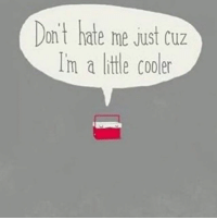 Hahahahahhahahbemyfriendhahaha queens_over_bitches: Dont hate me just cuz  Im a little cooler Hahahahahhahahbemyfriendhahaha queens_over_bitches
